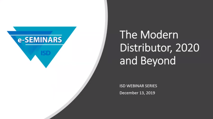 The Modern Distributor, 2020 and Beyond