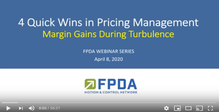 4 Quick Wins in Pricing Management